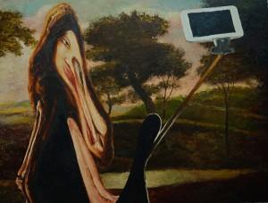 O. Roitburd. The Last Selfie