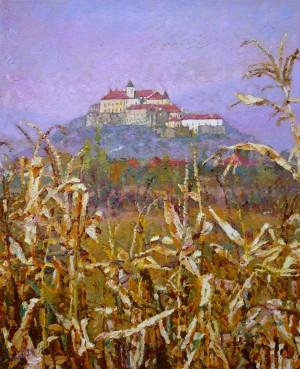 Мукачівський замок, 2012