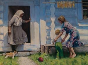 Слободський В., 2012, п.о., 100х80