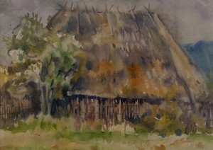 V. Taips 'An Old Hut'