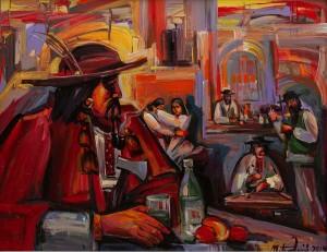 M. Bahnii 'Shuhai In The Tavern'