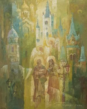 Y. Bodnar Sacred Mukachevo', 2018
