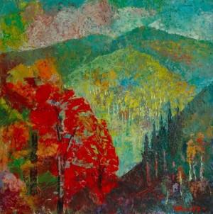 'Осінь в горах'