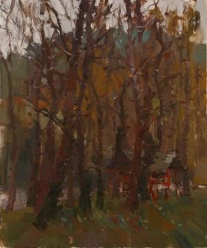 Maryna Zevako. Landscape. 2016