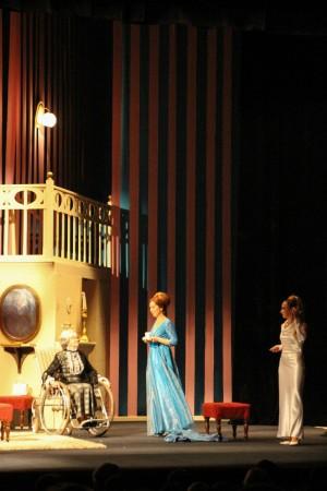 Eight Loving Women, theatrical activity 2014