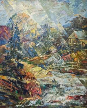 Y. Bodnar 'Contemplation'