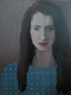 Outside The Window, 2015, oil on canvas, 65х85