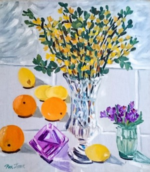 Golden Rain,Oranges and Lemons, 1971