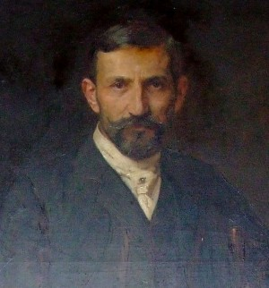 Portrait Of Benedek Elek
