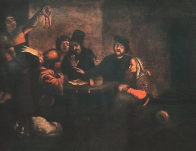 Unknown artist Genre scene