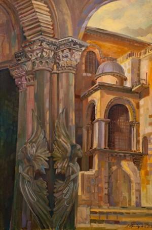 L. Pryimych 'Memoirs About Jerusalem'
