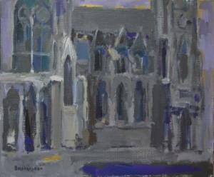 Спомин про Відень, п.акр., 50х60