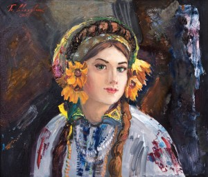 PERSONAL EXHIBITION OF THE PAINTER PETRO SVALIAVCHYK IN UZHHOROD
