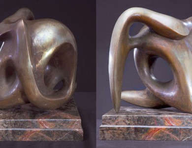 Thought Bronze 40х34 2011