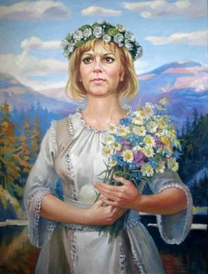 М. Копинець, 2011, п.о., 80х60
