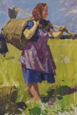 Маргітка, 1959