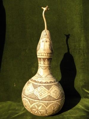 Декоративна динька, 1987, випал