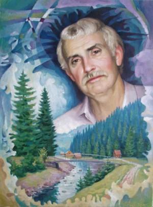 Мист. критик. Григорій Міщенко, 2009, п.о., 58х43