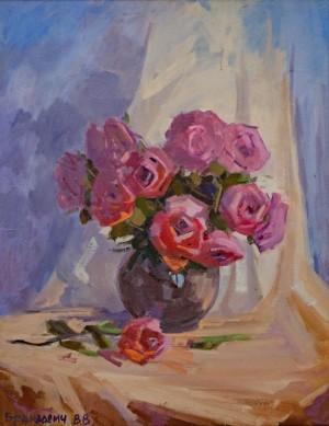 V. Brenzovych (jr.) 'Home Roses', 2018