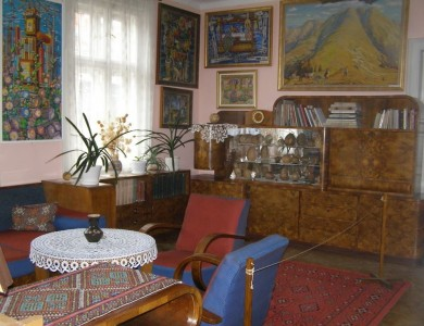 MEMORIAL HOUSE-MUSEUM OF FEDIR MANAILO IN UZHHOROD