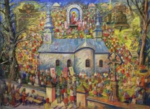 Свято Богородиці в с.Дубриничі