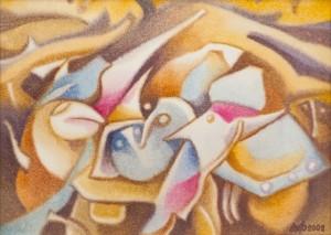P. Feldeshi Untitled', 2002