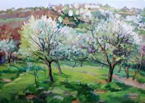 Мідяниця, 2010, п.о., 50х60