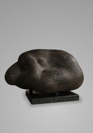 Коритнянка, 1999, базальт, 28х13х20