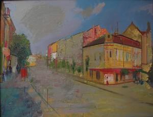 Полудень, 2008, п.о., 60х80