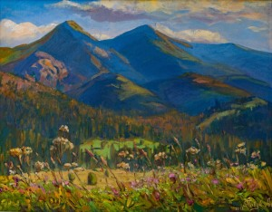 A. Pavuk ' The Tatras', 2013