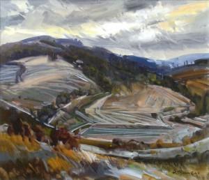 Вітер, 2003, п.о. 60х70