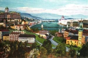 Будапешт, 1991, 68х100