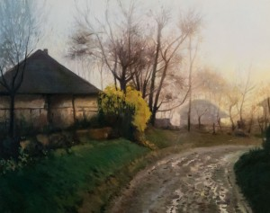Слободський В., 2013, п.о., 100х80
