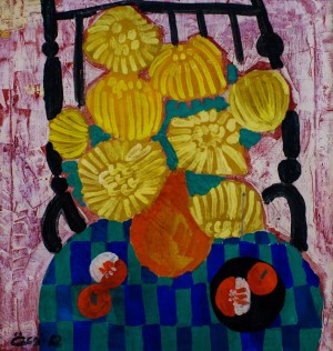 Still Life With Asters, 1982
