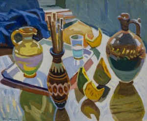 Still Life With Melon, 1967