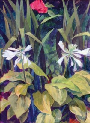 Лілії,2002, о.а., 68х51,5