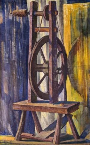 Куделя, 1995, п.о. 83х53