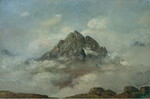 'Vysoka Mountain', 1930, oil on canvas, 100,5x150,2.png