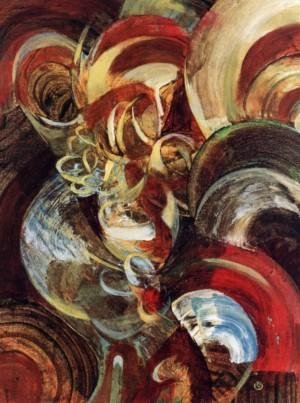 Autumn Melody, 1999, acrylic on canvas, 50x40
