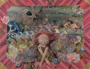 Коли метелики були ляльками, 2005, 85х110