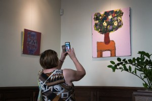 SERHII LAKATOSH PRESENTED PERSONAL EXHIBITION IN UZHHOROD