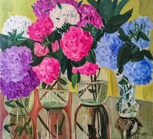 Hortensia Flowers, 1982