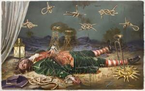 A. Savadov. Gulliver's Dream