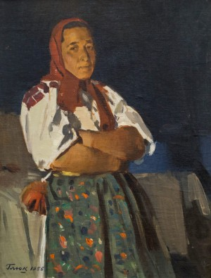 Одарка, 1955