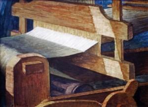 Кросна, 1994, п.акр. 55x75