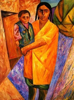 'Сестрички', 1969-1970, п.о., 80х60