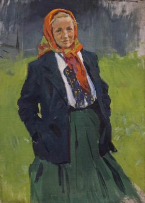 Оленка, 1956