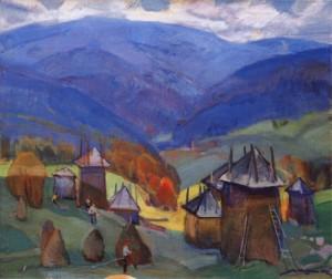 Копиці, 1985, п.о.т. 85х100