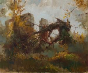Ruslan Luchka. Landscape. 2016