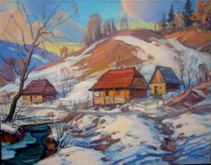 'Наприкінці зими'